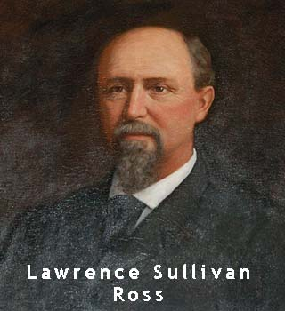 lawrence sullivan ross