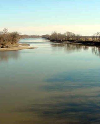 des moines river, Iowa