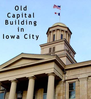 old capital building