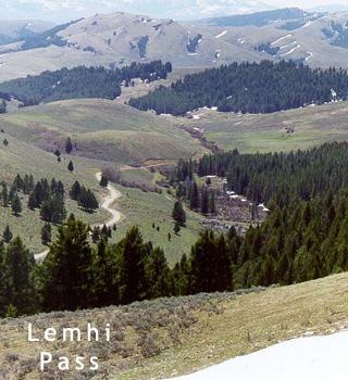Lemhi Pass