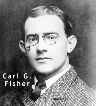 carl fisher