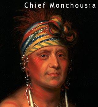 indian chief monchousia