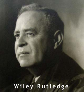 wiley rutledge