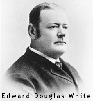 edward douglass white