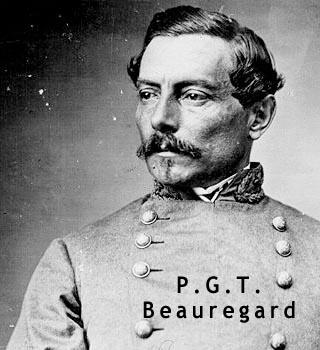 p g t beauregard