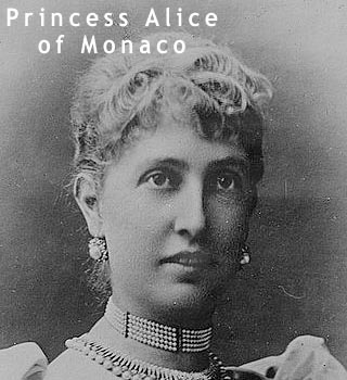 princess alice of monaco