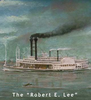 robert e lee steamboat
