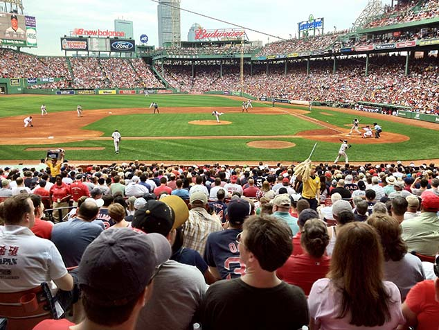 fenway full house