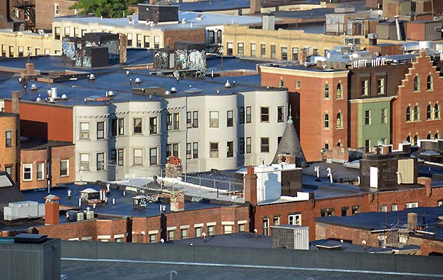 back bay roofs