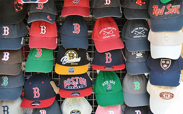 boston hats