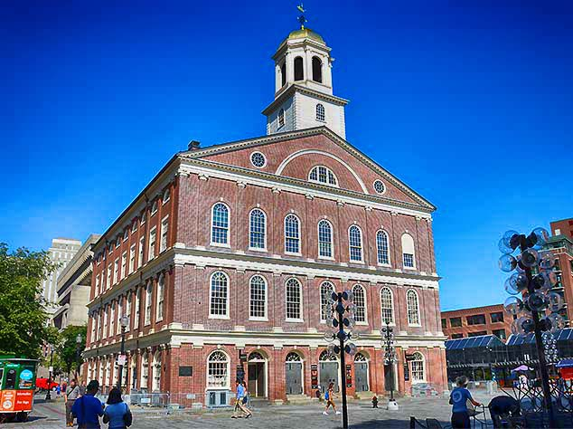 fanueil hall boston