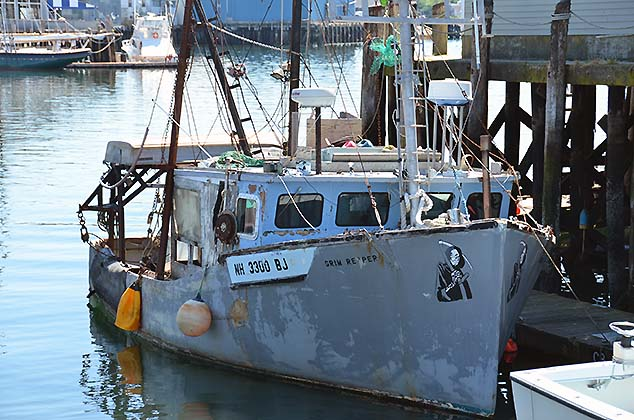 gloucester fishing boat
