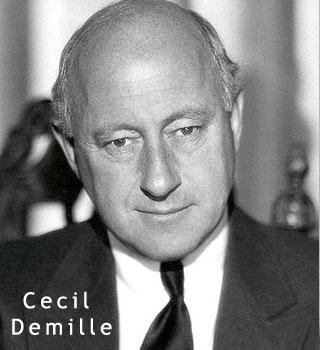 Cecil Demille