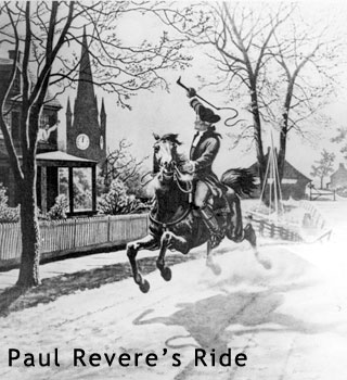revere's ride