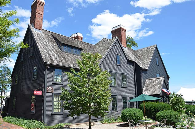house of seven gables salem