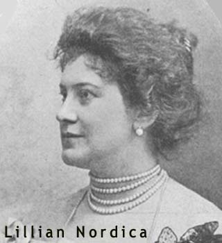 lillian nordica