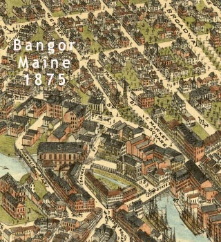 bangor 1875