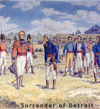 surrender of detroit