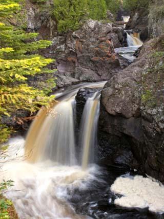 Cascade River State Park, Lutsen, Minnesota, USA