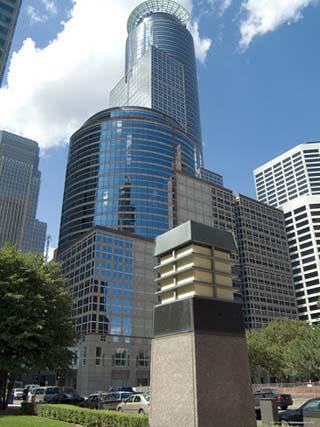 Downtown, Minneapolis, Minnesota, USA