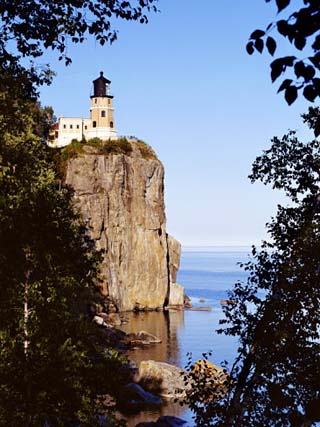 Split Rock Lighthouse, Two Harbors, Lake Superior, Minnesota
