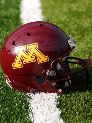 University of Minnesota - Minnesota Helmet