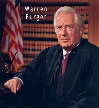 Warren Burger