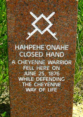 headstone montana