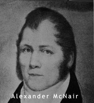Alexander McNair