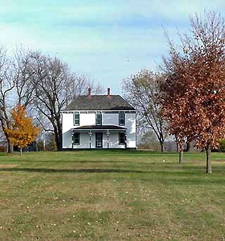 harry truman farmhouse