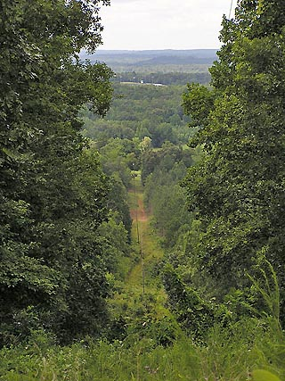 woodall mountain mississippi