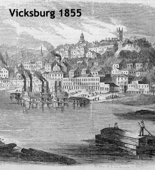 Vicksburg 1855