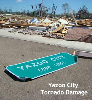 Yazoo City Tornado