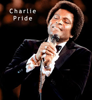 Charlie Pride