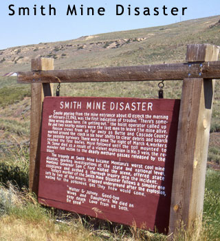 Smith Mine Disaster