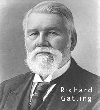 Richard Gatling