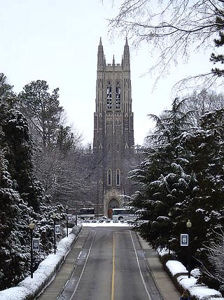 duke chapel of durham
