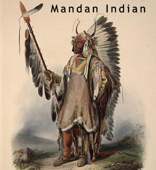 Mandan Indians