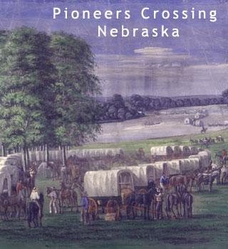 Pioneers crossing