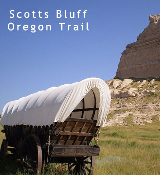 scotts bluff oregon trail