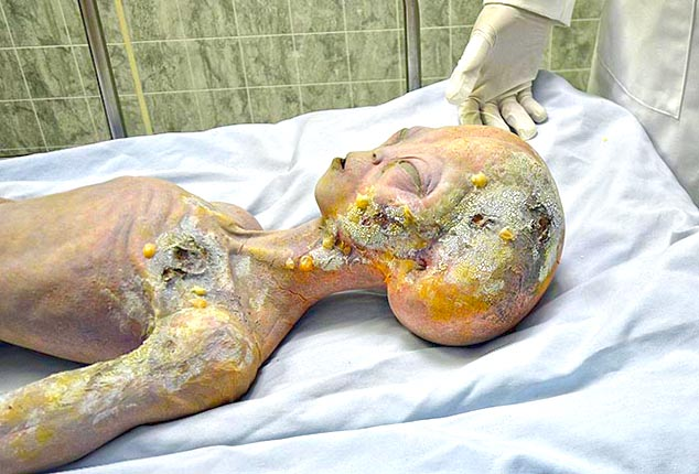 alien autopsy roswell new mexico