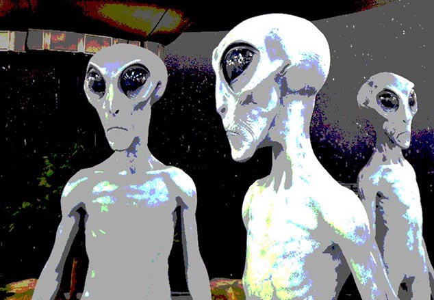 aliens roswell new mexico