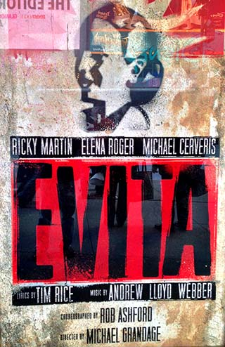 evita new york city