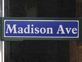 madison avenue new york
