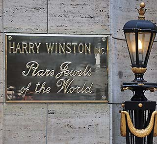 harry winston new york city