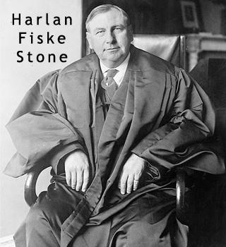 Harlan Fiske Stone