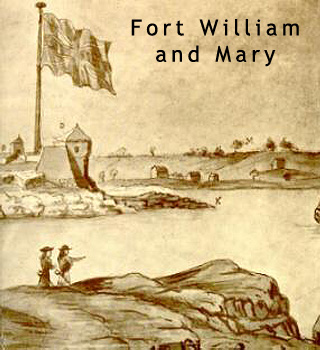 Fort William and Mary