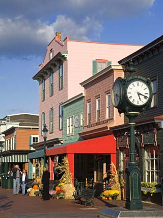 Downtown Cape May, Cape May County, New Jersey, United States of America, North America