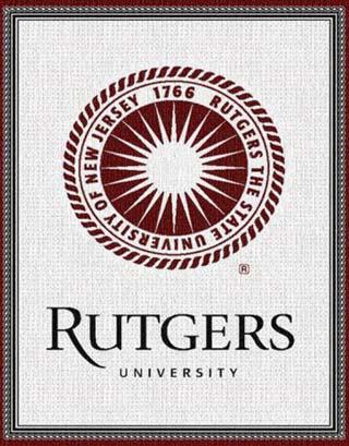 Rutgers University, Seal