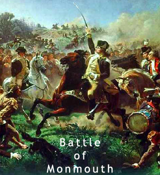 Battle of Monmoth